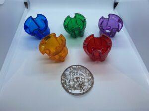 Pinball Machine Pop Bumper Body - Coloured