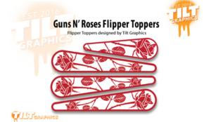 GNR Flipper Bat Toppers