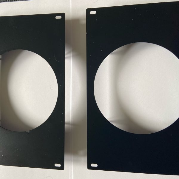 "5.25"" Speaker Plate Conversion Kits"