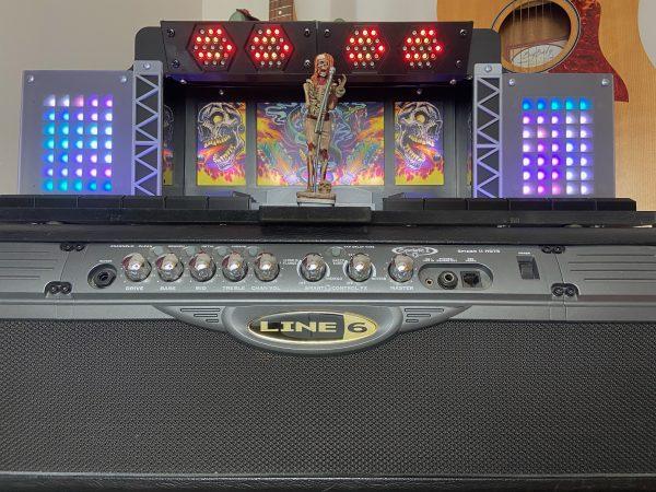 Guns N' Roses Topper Low Shot