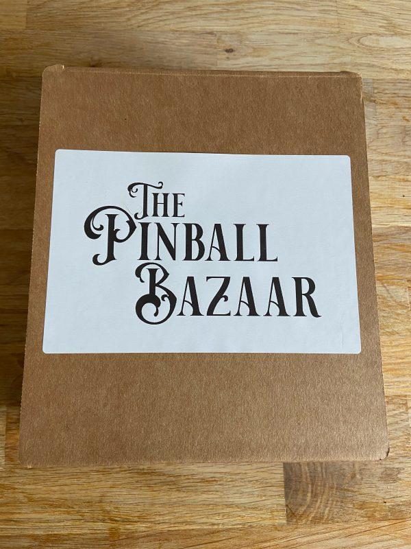 Packaging Pinball Bazaar - MiniPins
