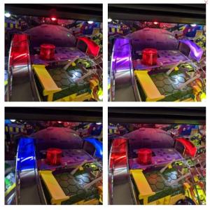RGB Lights Turtles